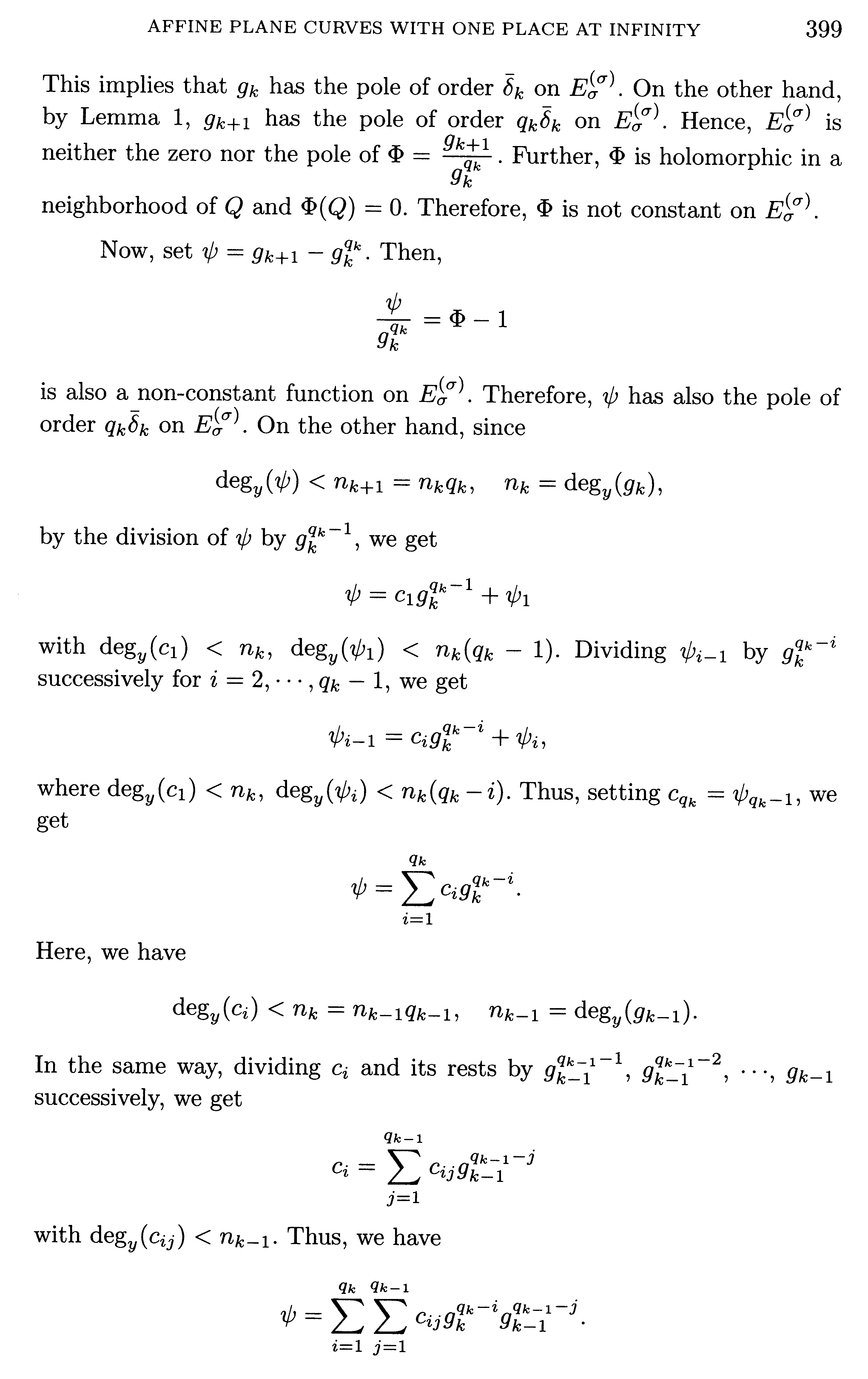Original Scanned TIFF Image File of Math Book